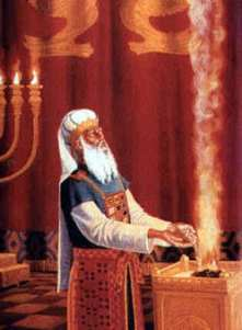 Aharon the High Priest. (Wikimedia Commons)