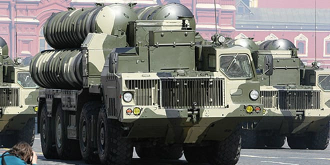S-300 Ground to Air Missile (Photo Wikimedia)