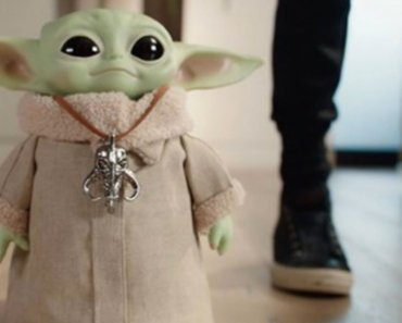 New Remote Control Baby Yoda Will Follow You Around