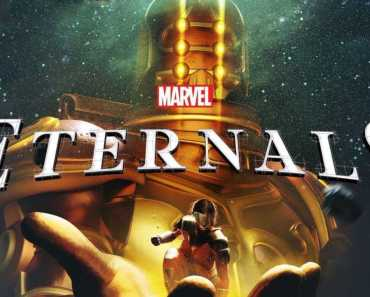 Eternals: Marvel Releases New Trailer