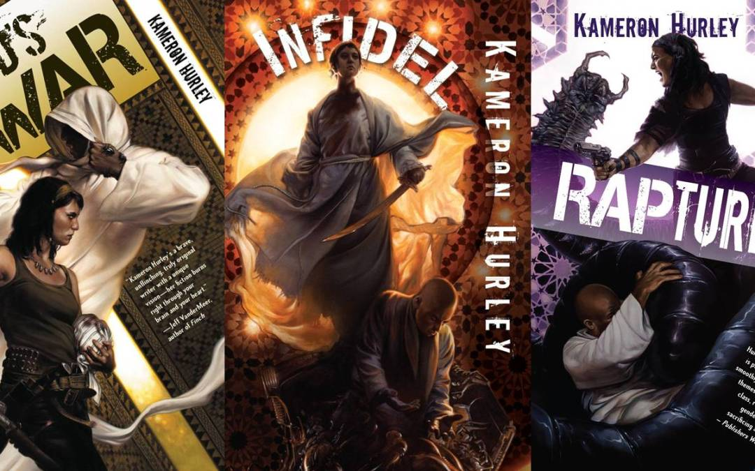 Kameron Hurley on feminist SF and space operas