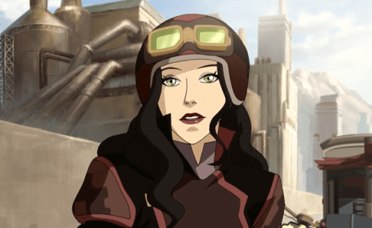 Asami Sato from The Legend of Korra