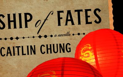 Five questions with Caitlin Chung