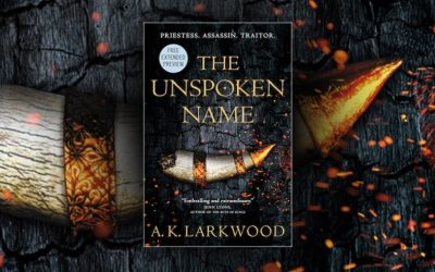 Five questions with A. K. Larkwood