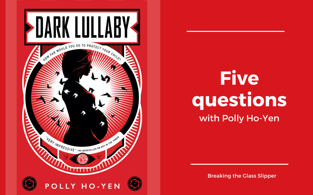 Five questions with Polly Ho-Yen