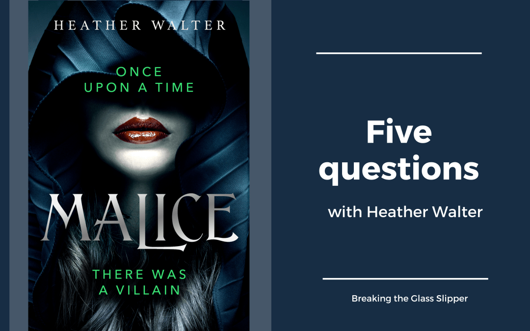 Five questions with Heather Walter