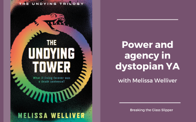 Power and agency in dystopian YA with Melissa Welliver