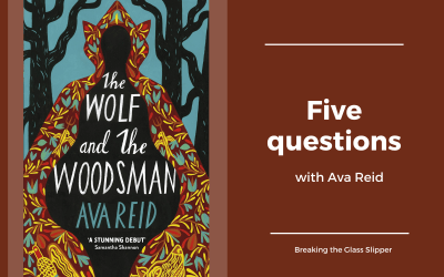 Five questions with Ava Reid