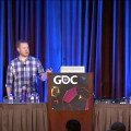 A screen grab from one of Justin's GDC17 sessions