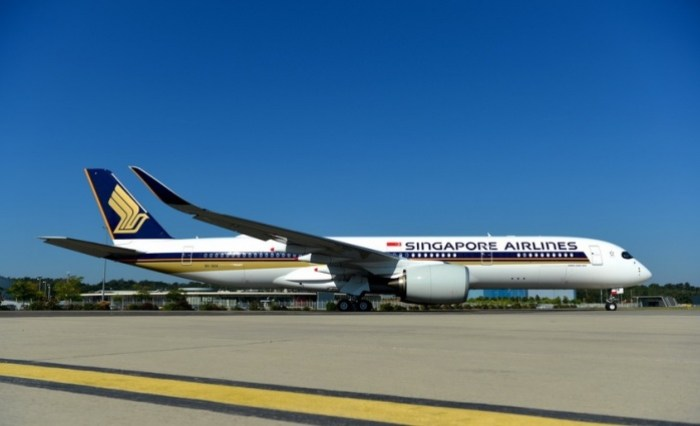 Singapore Airlines to welcome first A350-900 ultra-long-range to fleet 1