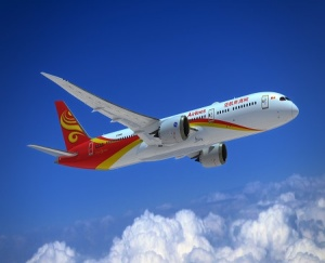 Hainan Airlines to bring Dreamliner to Manchester route