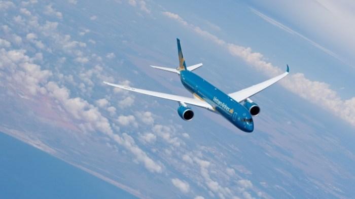 Vietnam Airlines suspends international flights 1