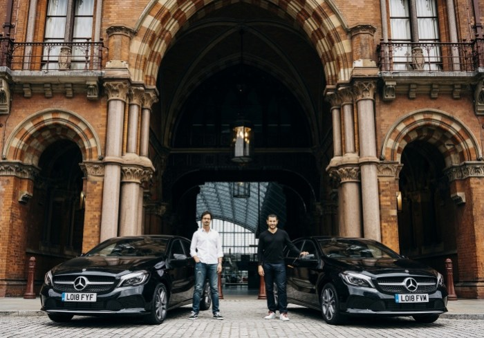 Virtuo car rental service launches in London 1