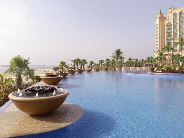 Atlantis, the Palm receives EarthCheck Silver accreditation 1