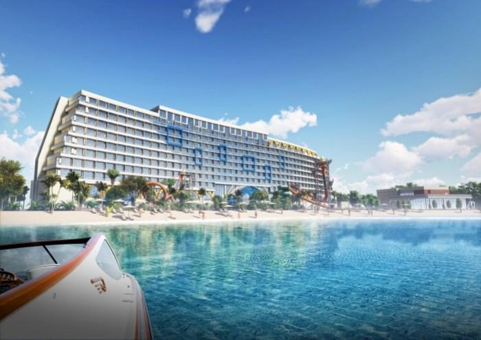 Centara Deira Islands Beach Resort Dubai pencilled in for 2020 opening 1