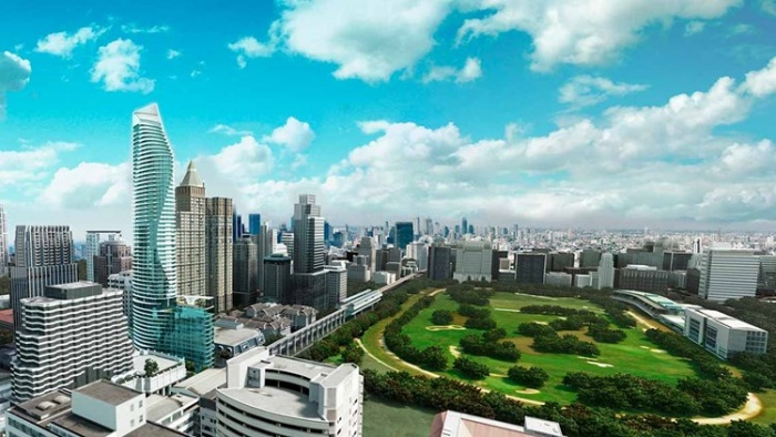 Waldorf Astoria Bangkok takes breaking into south-east Asia 1