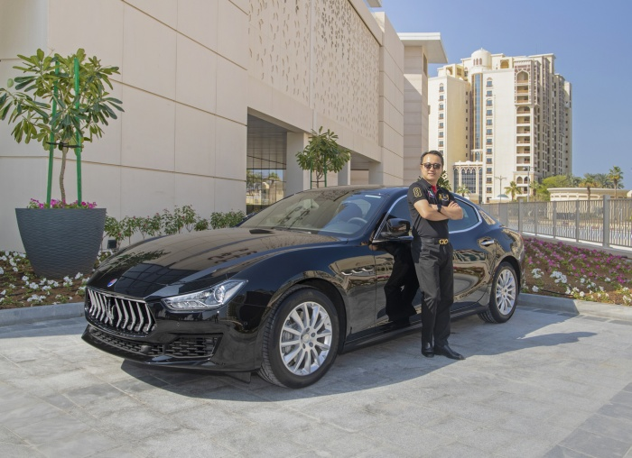Dubai resident wins Maserati at Nakheel Mall 1
