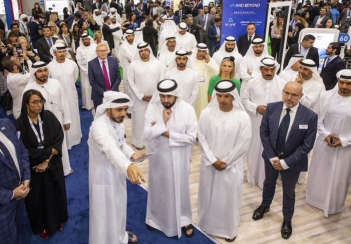 Royal guests as Arabian Travel Market gets underway in Dubai 1