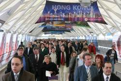 Record visitor numbers at World Travel Market 2012
