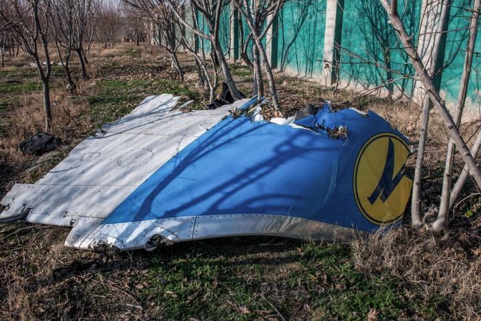 Trudeau suggests missile downed Ukraine jet 1