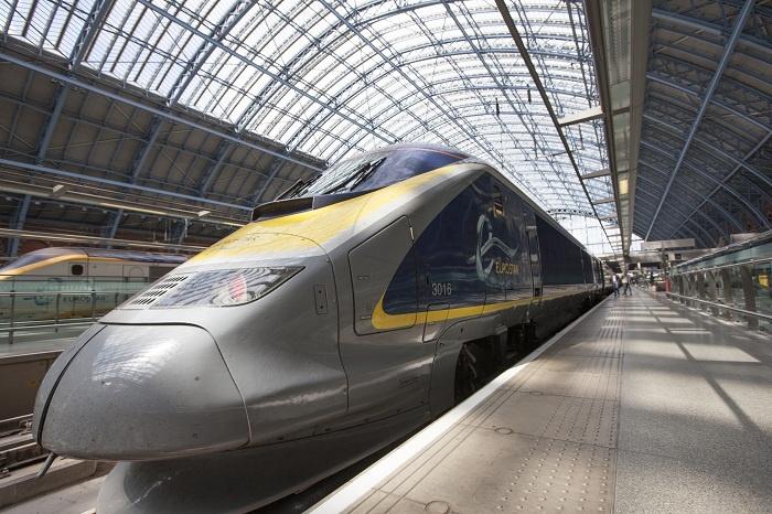 French rail strikes hit services at Eurostar 1