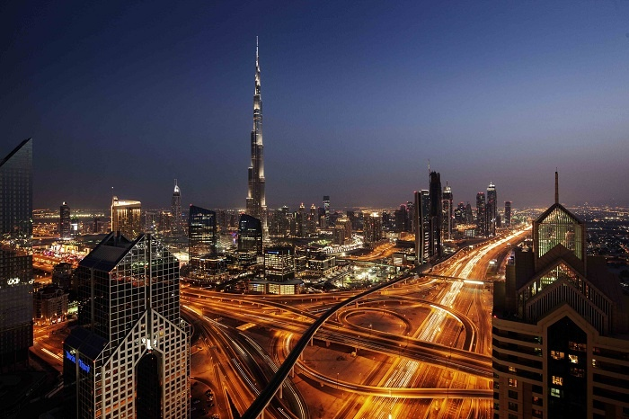 Dubai arrivals trajectory continues upward trend in early 2018 1