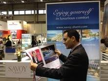 Egypt makes its mark at ITB Berlin