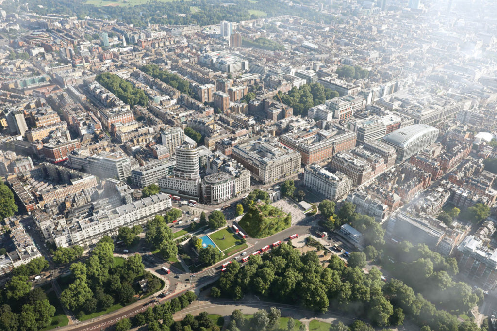 Marble Arch   pop up   NS 2021