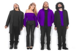 Violet Blend – Intervista