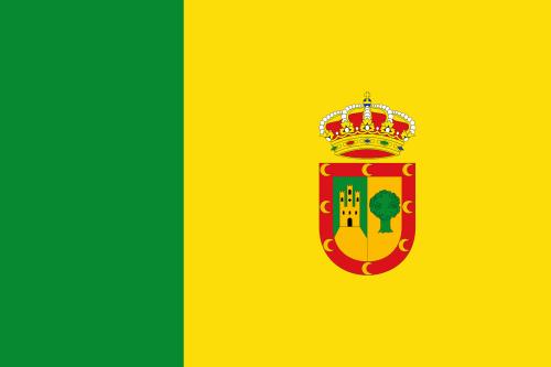 Flagge Malaga