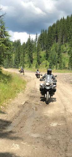 3 Adventure Bike Track