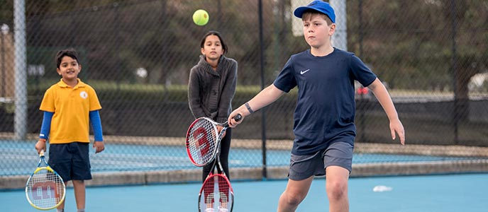 Break Point Tennis School Holiday Clinics
