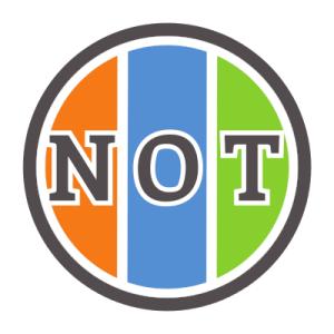 not-circle