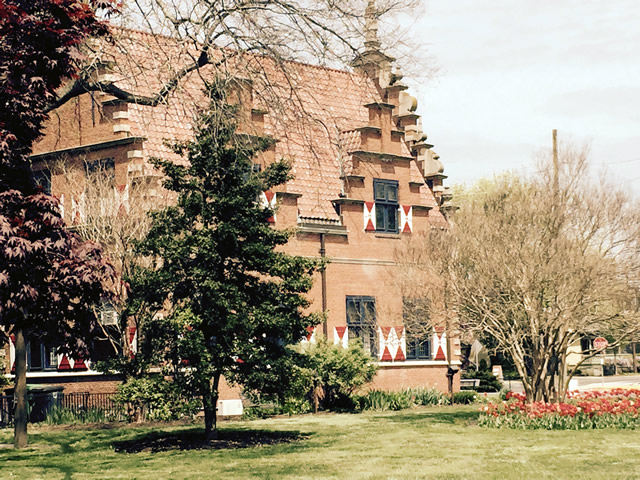 Zwaanendael Museum in Lewes