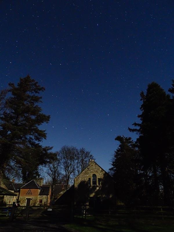 Ingram Dark Sky Discovery Site