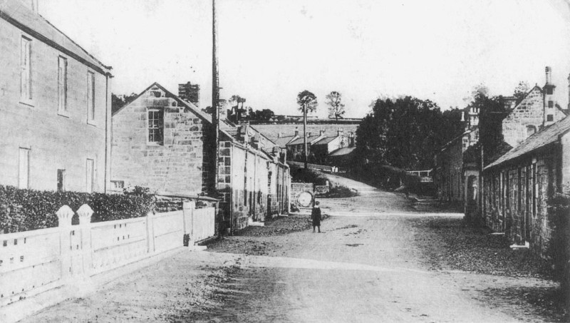 Powburn in 1905