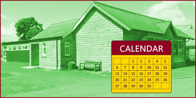 Breamish Hall calendar now available header