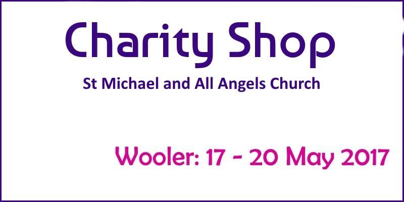 Ingram Church Charity Shop 2017 header