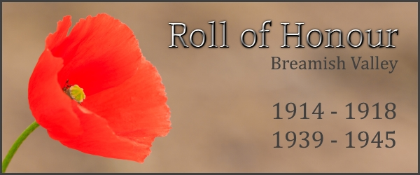 Roll of Honour Breamish Valley icon