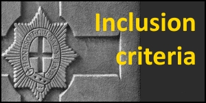 Roll of Honour inclusion criteria icon