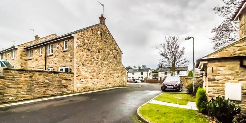 5 year housing plan northumberland