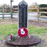 War Memorial dedication gallery