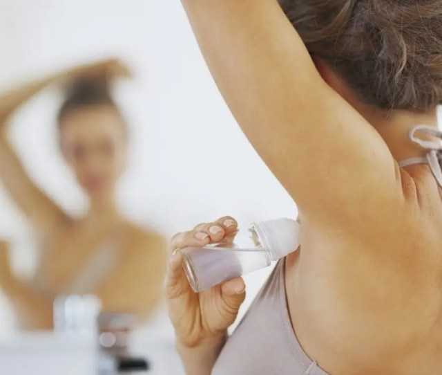 Myth  Using Deodorants Causes Breast Cancer