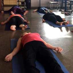 Breathe Live Believe - Leanne Wierzbicki - yoga for first responders