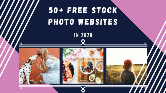50+ Free Stock Photo Websites