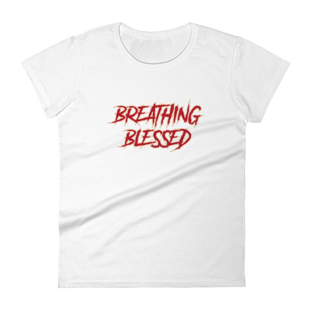 Ladies Delta Crimson Graphic T-Shirt