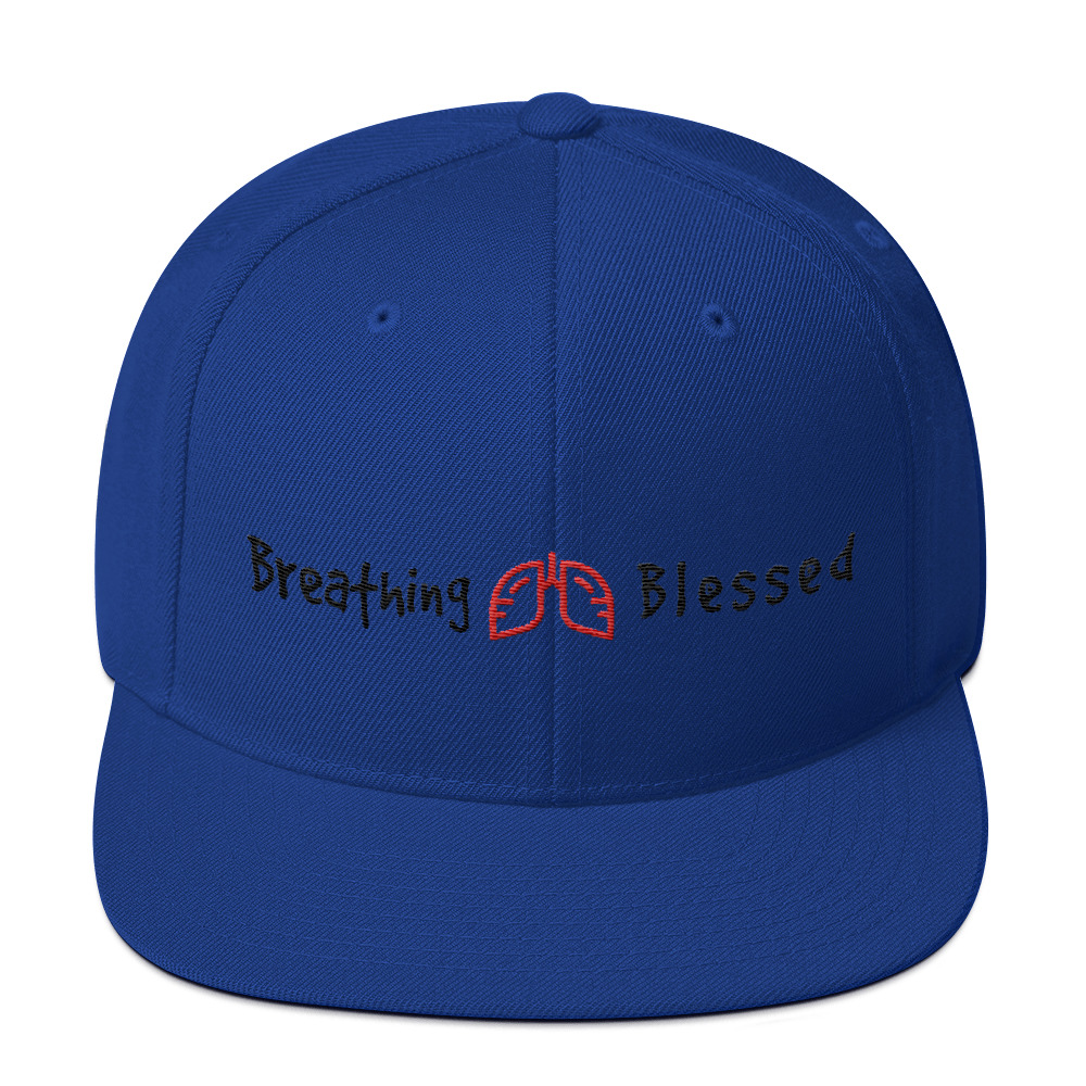 Red Classic Snapback Hat