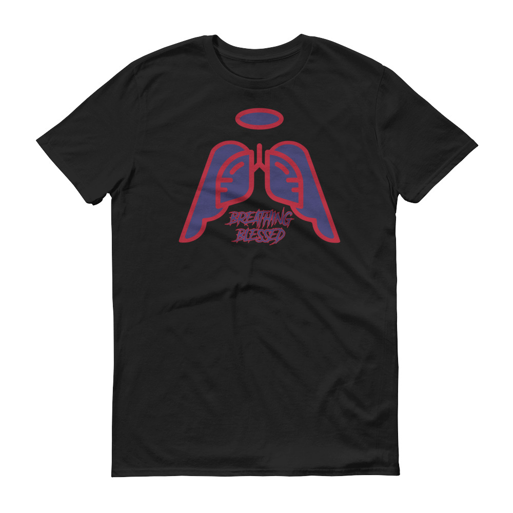 Breathing Wing Icon T-Shirt