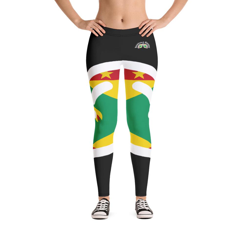 Breathing Grenada Original Black Leggings