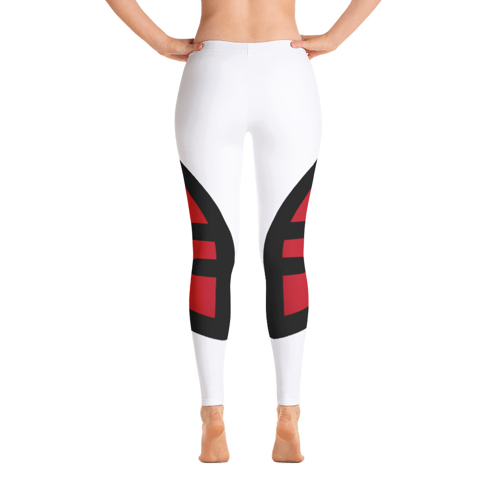 Breathing Antigua & Barbuda Original White Leggings